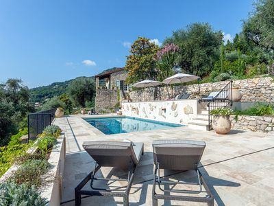 Photo for Villa Spencer - Villa for 12 people in Le Bar-sur-Loup
