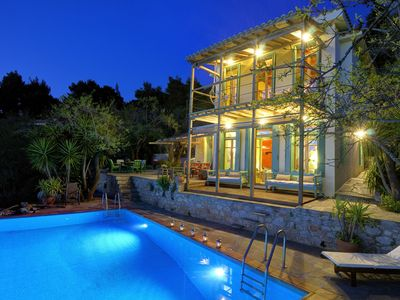 Photo for Private Pool Villa With Amazing Views in Very Quiet Location- No Near Neighbours