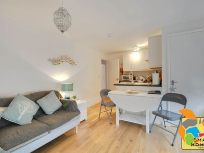 Photo for Beach Bolthole -  an apartment that sleeps 4 guests  in 2 bedrooms