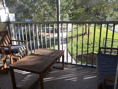 Photo for Steps to Disney Luxury Condo, Gated Resort, Unbeatable Location,Free WiFi & More