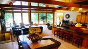 BEAUTIFULLY SECLUDED MULTI-LEVEL WATERFRONT HOME on South Grand Lake