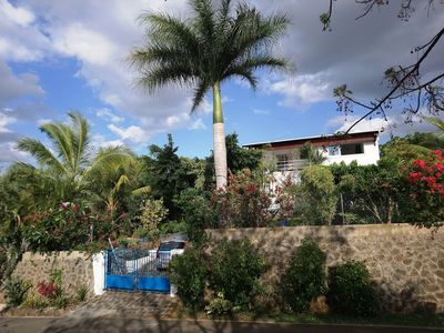 Photo for Lovely cottage with garden, 400 m. from the beach