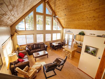 Photo for Inviting 4BR Retreat 2 Miles to Town Center & RMNP