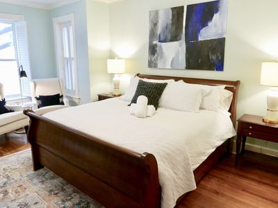 Photo for Prime Location! Union Station Luxury Property Sleeps 7 w/Private Parking x 2