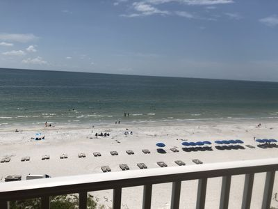 Photo for May/June Availability! Beautiful 3/2 Gulf-front Condo Directly on Beach!