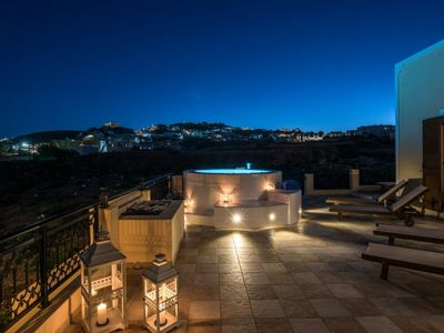 Photo for NECTAR HOUSE, Akrotiri Santorini, 3 bedrooms, 2 bathrooms, Jacuzzi, up to 8 guests