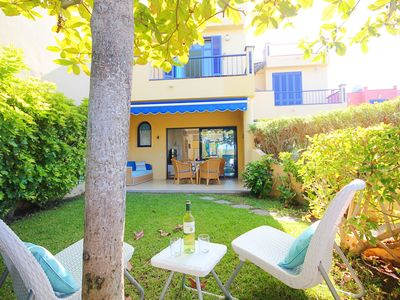 Photo for Villa Queen Meloneras 2. Lovely villa in Meloneras. 2 Bedrooms. Pool