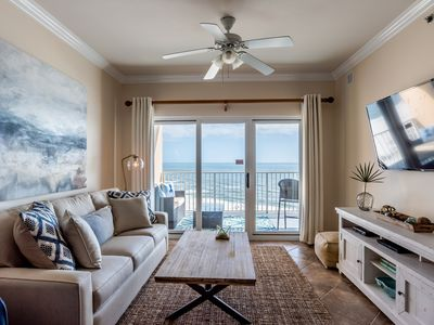 Photo for Gorgeous! Just completely redecorated! Tranquil, coastal style! Great rates!