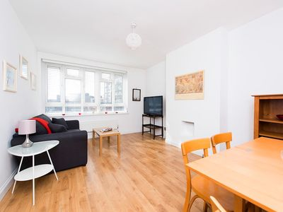 Photo for Lovely 1BR flat in Islington - One Bedroom Apartment, Sleeps 2