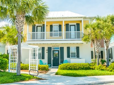 Photo for Sandy Toes☀2BR-30A☀ 400yds to Seagrove Beach-Apr 22 to 25 $623! Pool & Hot Tub