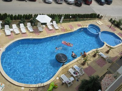 Photo for 1BR Apartment Vacation Rental in Sunny Beach