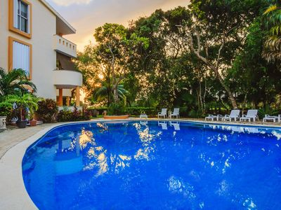 Photo for Playacar Condo Across from the Reef Club - Casa Moore
