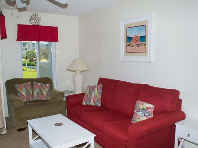 Photo for Oceanside Condo with family friendly amenities!