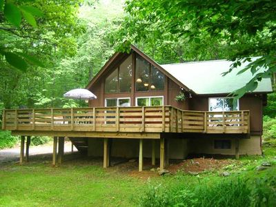 Photo for Hot Tub Heaven #9 - Vacation Cabin for Rent in Linden, Virginia