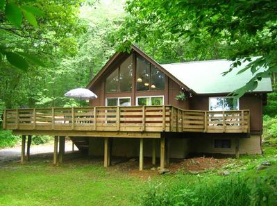 Hot Tub Heaven 9 Vacation Cabin For Rent In Linden Virginia Front Royal