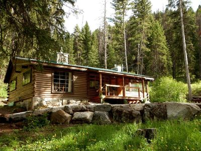 Photo for 1BR Cabin Vacation Rental in Sula, Montana