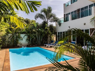 Photo for Seaview With Private Pool and Gardens - Great Loaction