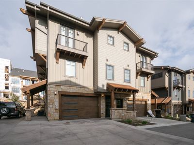 Photo for Blackstone 3BD - Luxury Canyons Condo, Walking Distance To The Cabriolet, Majestic Views, Private Ho
