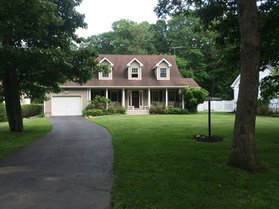 Photo for Charming Farm House, family & pet friendly, in Seaside Community