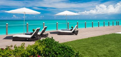 Photo for Villa Sunsara -  Beach Front - Located in  Fabulous Grace Bay with Private Pool
