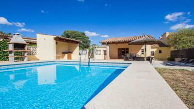 Photo for Pretty holiday home near the golf course of Pollença