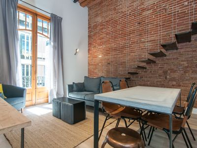 Photo for ***** Stylish luxury apartment in Barcelona city center with butler and Ipad mini