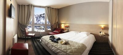 Photo for Hotel Club du Soleil Pas du Loup *** - Standard Room 2 People All Inclusive