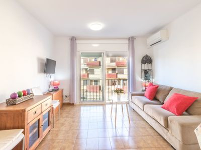 Photo for Lovely apartment for 2 people with A/C and TV