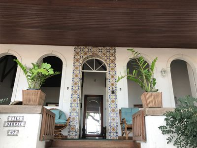 Photo for SPECTACULAR HOUSE WITH VARANDA OF 80 M² FRONT OF THE BEACH
