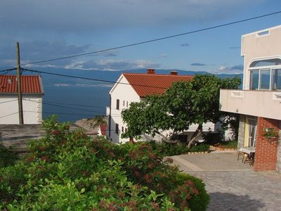 Photo for 1BR Apartment Vacation Rental in Vrbnik, island of Krk