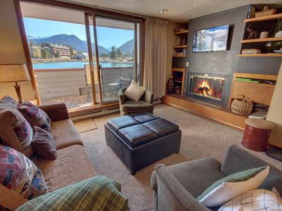 Photo for Lake & Mountain views from the Deck! Great Summer Rates!