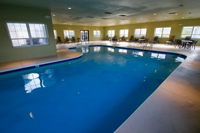 The Suites at Fall Creek Indoor Pool