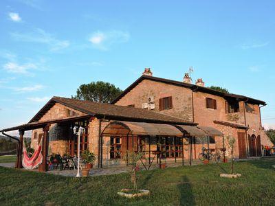Photo for B & B Tuscia Prestige, the 1400 farmhouse