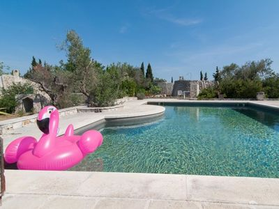 Photo for Vacation home Ciampa Pool house in Racale - 4 persons, 1 bedrooms