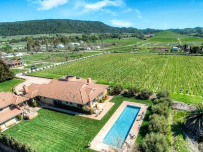 Photo for Enjoy the Opulence of Majestic Wine Country on a Private Vineyard with Pool