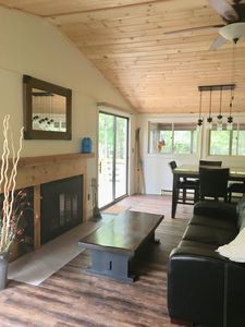 Photo for Year-Round Activities and Relaxation! Lake Community Home in Bridgton