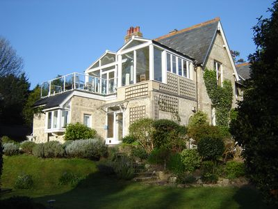 Photo for Charming Holiday Home In Totland Bay
