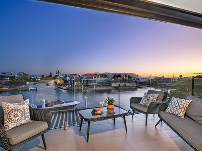 Photo for Luxury waterfront apartment – Pet Safe & Friendly