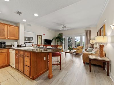 Photo for Great Price, Golf Views, Close to Resort Pool & Disney - Newly Remodeled Condo!