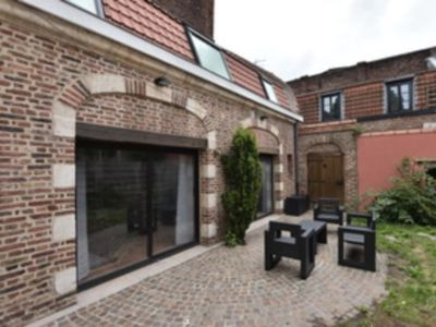 Photo for House with parking exterior old Lille