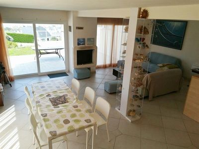 Photo for Villa Erquy, 4 bedrooms, 9 persons