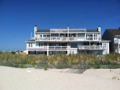 Photo for Ocean Front Ortley beach 2 discounted July weeks left  at $2100 for each week
