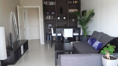 Photo for La Torse Park (10mn downtown) Beautiful bright apartment with terrace