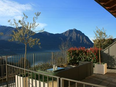 Photo for 2BR House Vacation Rental in Costa Volpino, Lombardia
