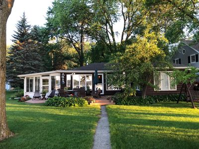 Photo for Fall Special - $225/night - Lake Melissa Cottage sleeps 13;  Free WiFi