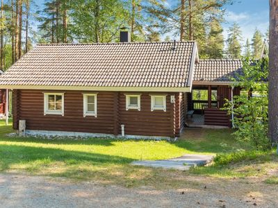 Photo for Vacation home Nipanen in Nilsiä - 6 persons, 2 bedrooms