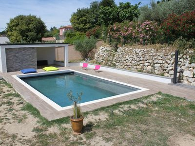 Photo for Detached villa with pool and garden of 1500 m2