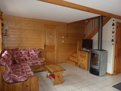 Photo for Typical chalet 2 minutes from Gerardmer in the village of Xonrupt