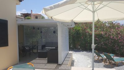 Photo for 2BR Bungalow Vacation Rental in Chamalevri, Crete