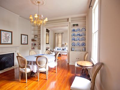 Photo for 1/2 blk off Magazine: Spacious Victorian completely renovated in 2017